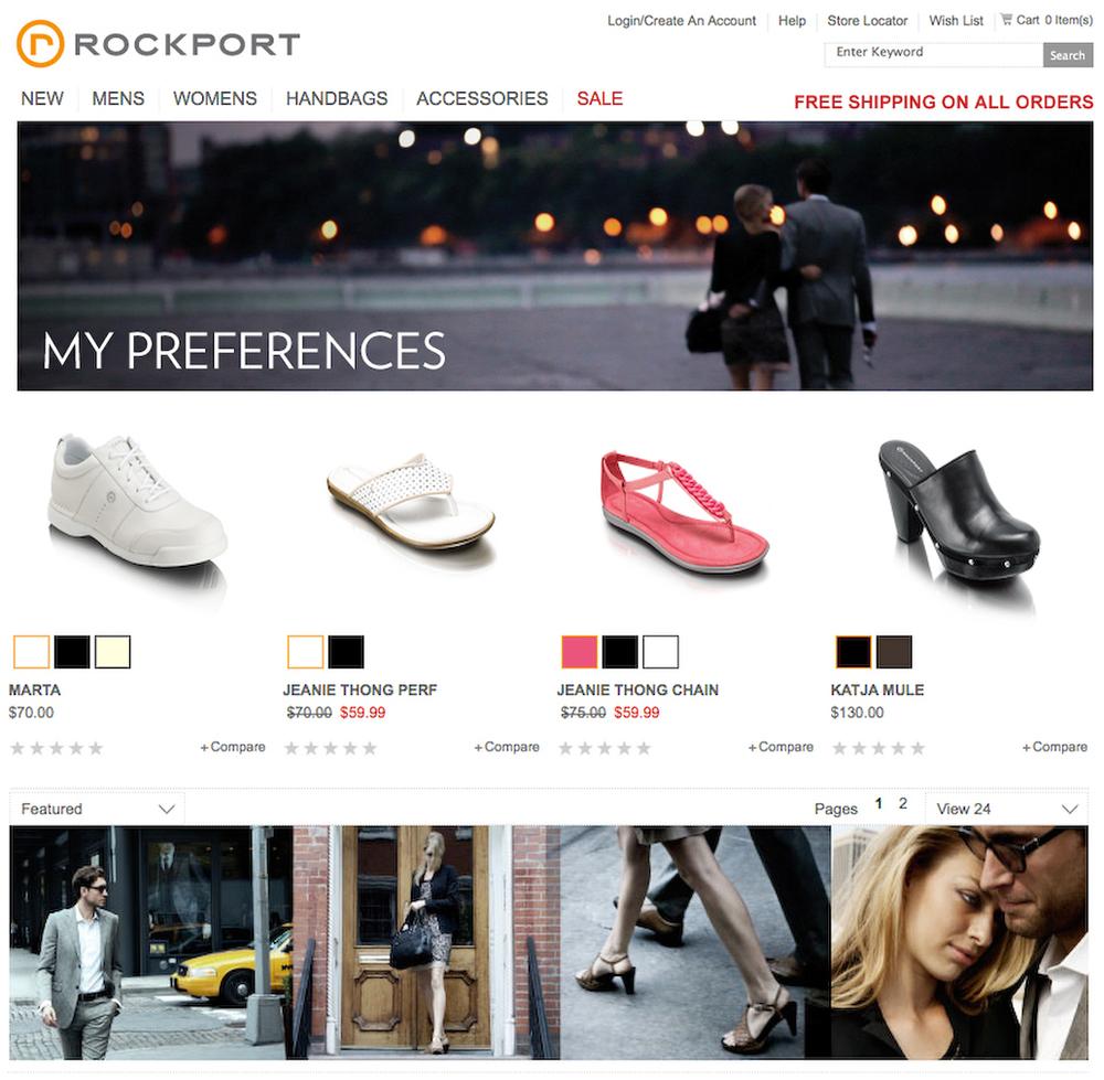 Rockport Shoes | Hot Commute Campaign