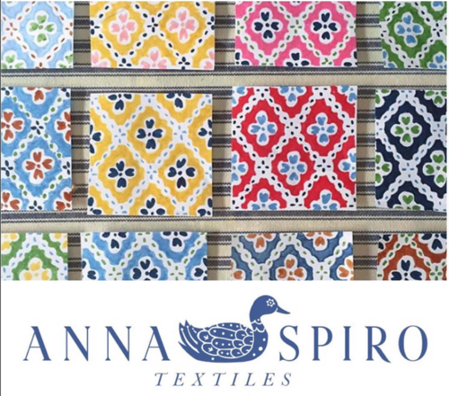 Image result for anna spiro textiles