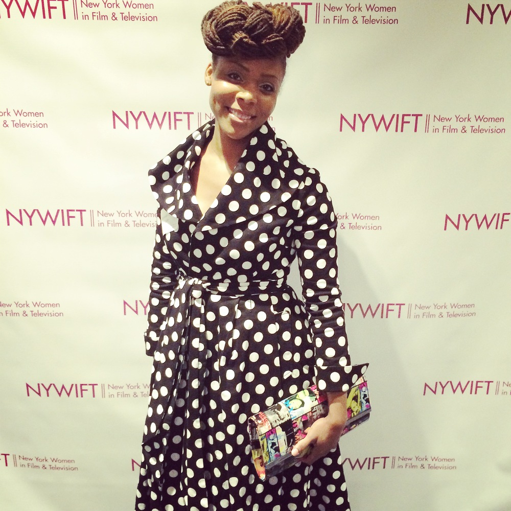 DEL at the NYWIFT Muse Award 2014