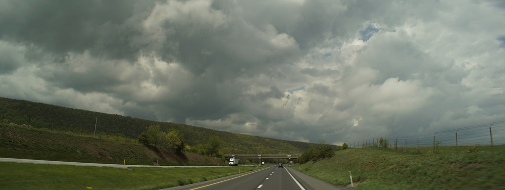 Elite 24.5mm anamorphic | Pennsylvania Highway - T4.0. Photo by Keith Nickoson.