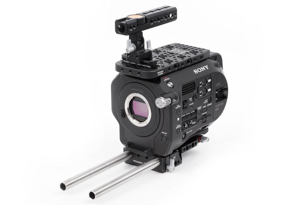 Sony FS7 4k - PL/EF