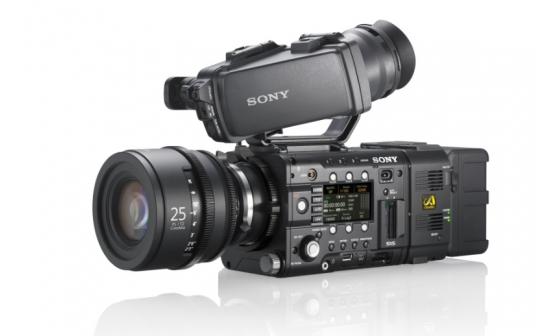 Sony F55 4k - PL/EF