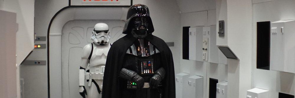 Darth Vader   SWCC 2019