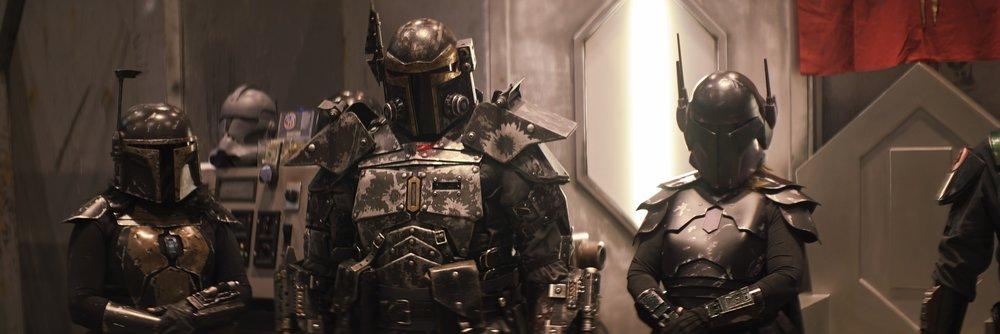 Mandalorians on Guard