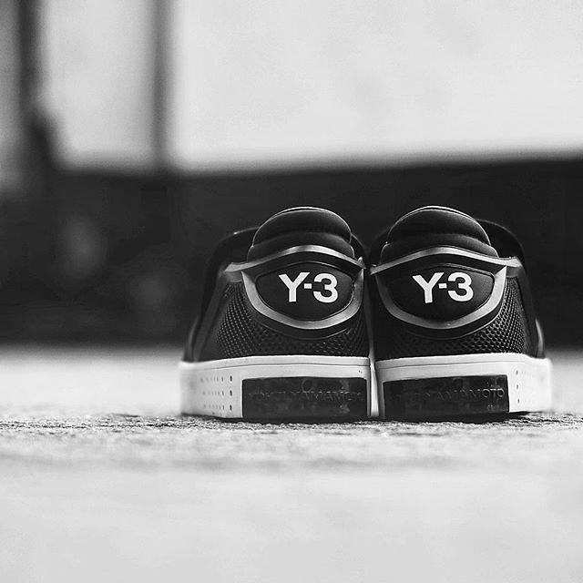 Grounded @kickstography #Y3ph #AdidasY3 #YohjiYamamoto