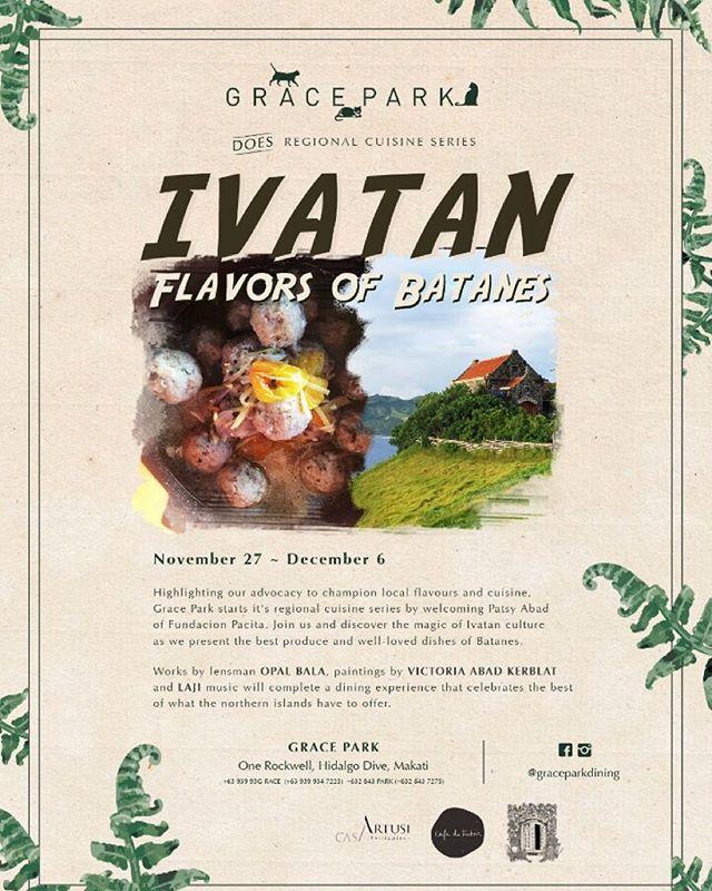 Join us! #ivatantouch #batanes @patsyabad @fooddudeph @chefgmontz @margaritafores