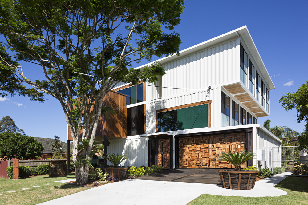 Design A Shipping Container Home.  Grand Designs Australia Diana Miller