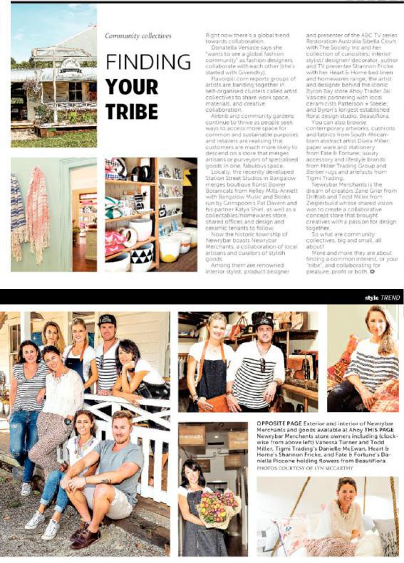 Northern Star Style magazine