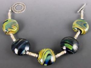 Magic and triton bracelet