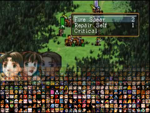 M.U.G.E.N. (thefranchise03) & Suikoden II (YouTube)