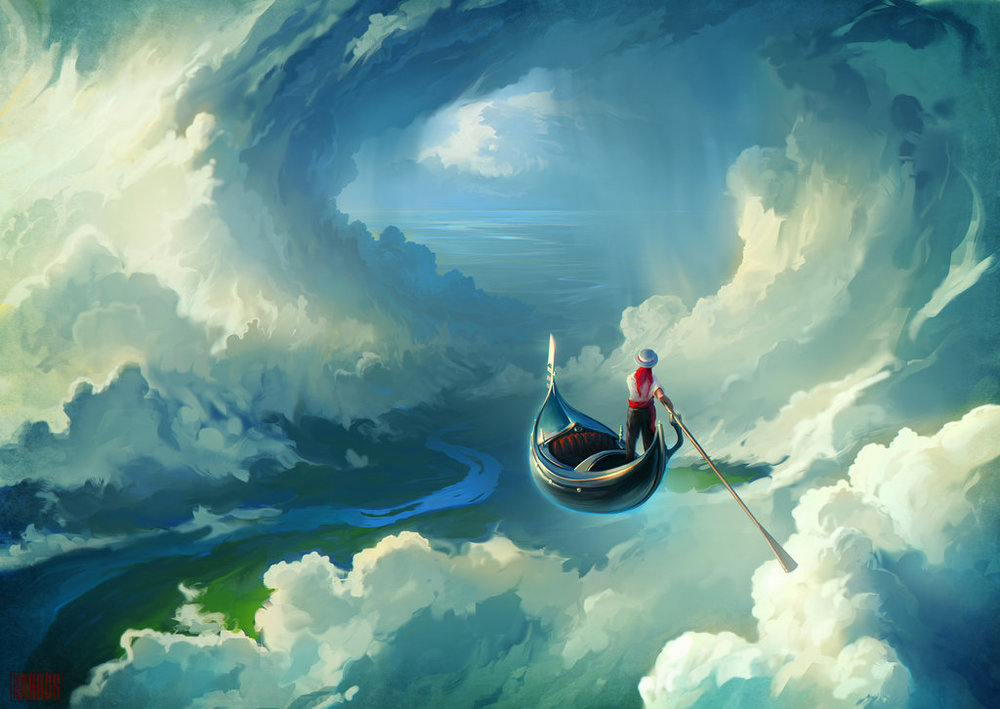 Pierian Spring  by  RHADS