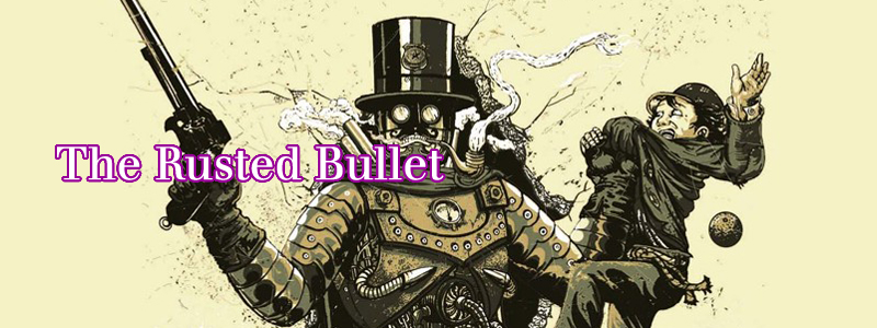 The Rusted Bullet ( Retrobocop by georges le mercenaire )