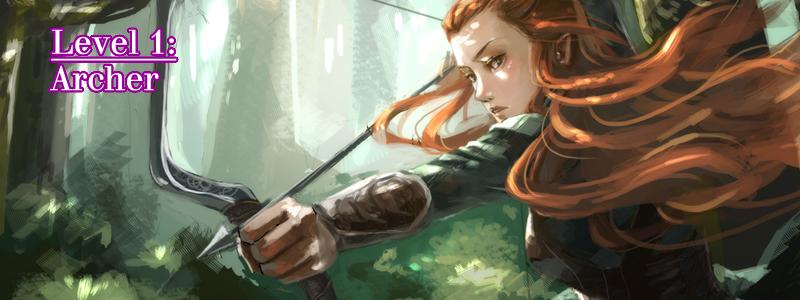 Archer ( Tauriel  by  EM-MIKA )