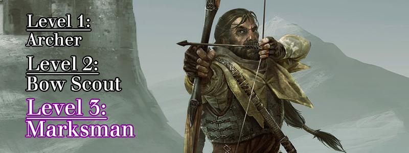 Marksman ( Archer  by  Arman Akopian )