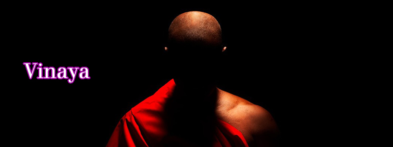 Vinaya (Dark head tibet warrior by Unknown)