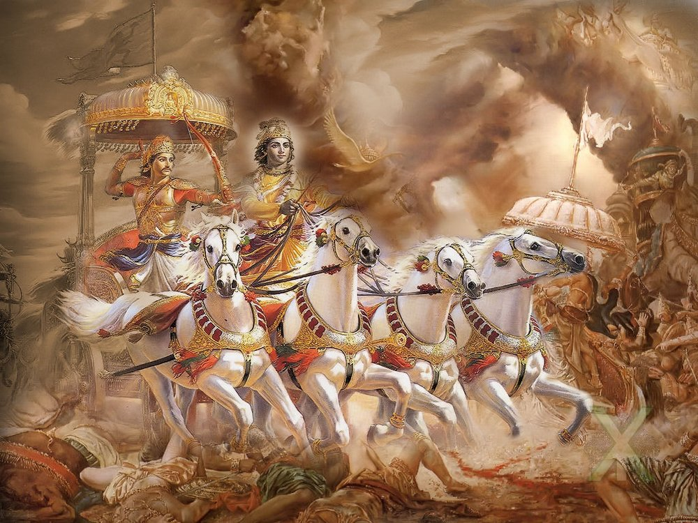 5 Great Quotes From The Bhagavad Gita