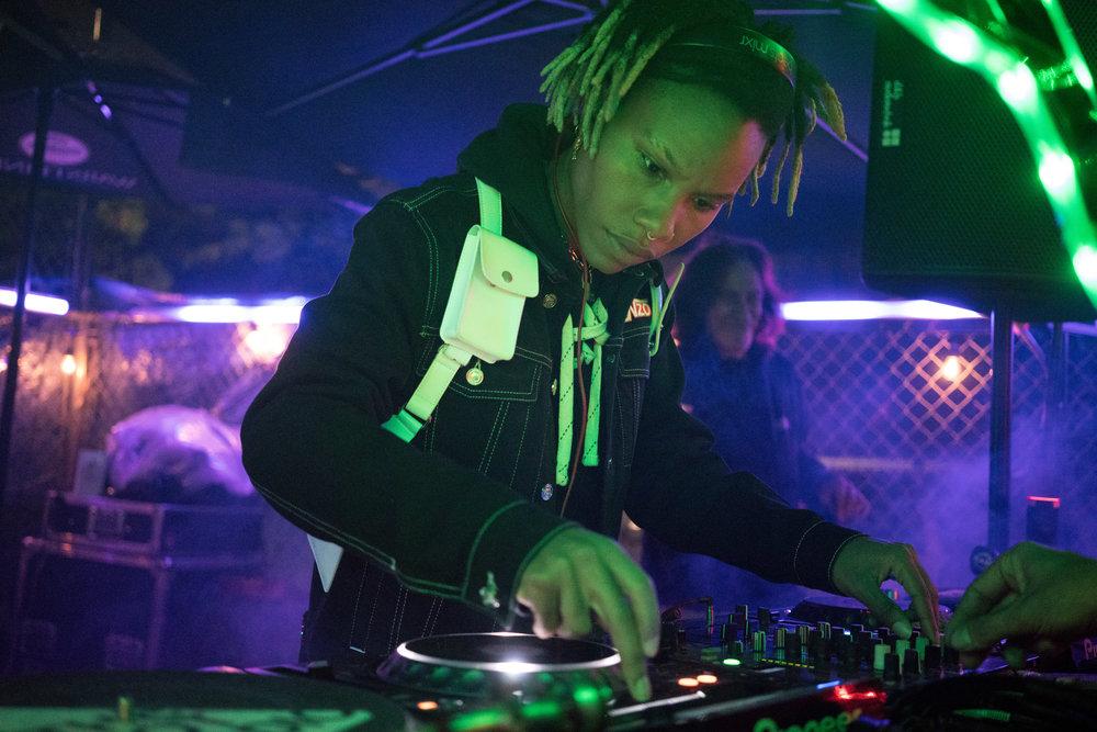 DJ TYGAPAW at The Lot Radio