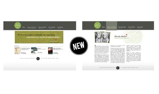 New WordBlossom Site