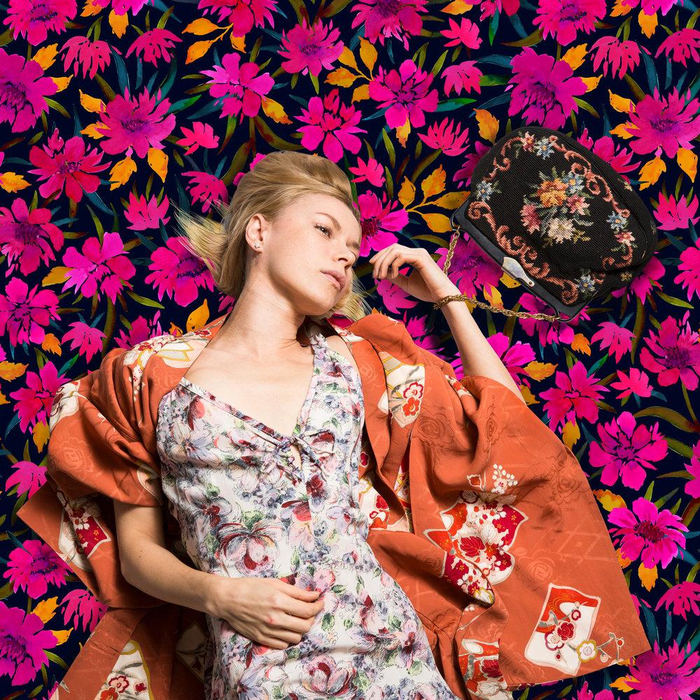 3 - 30s Sun dress, kimono and bag.jpg