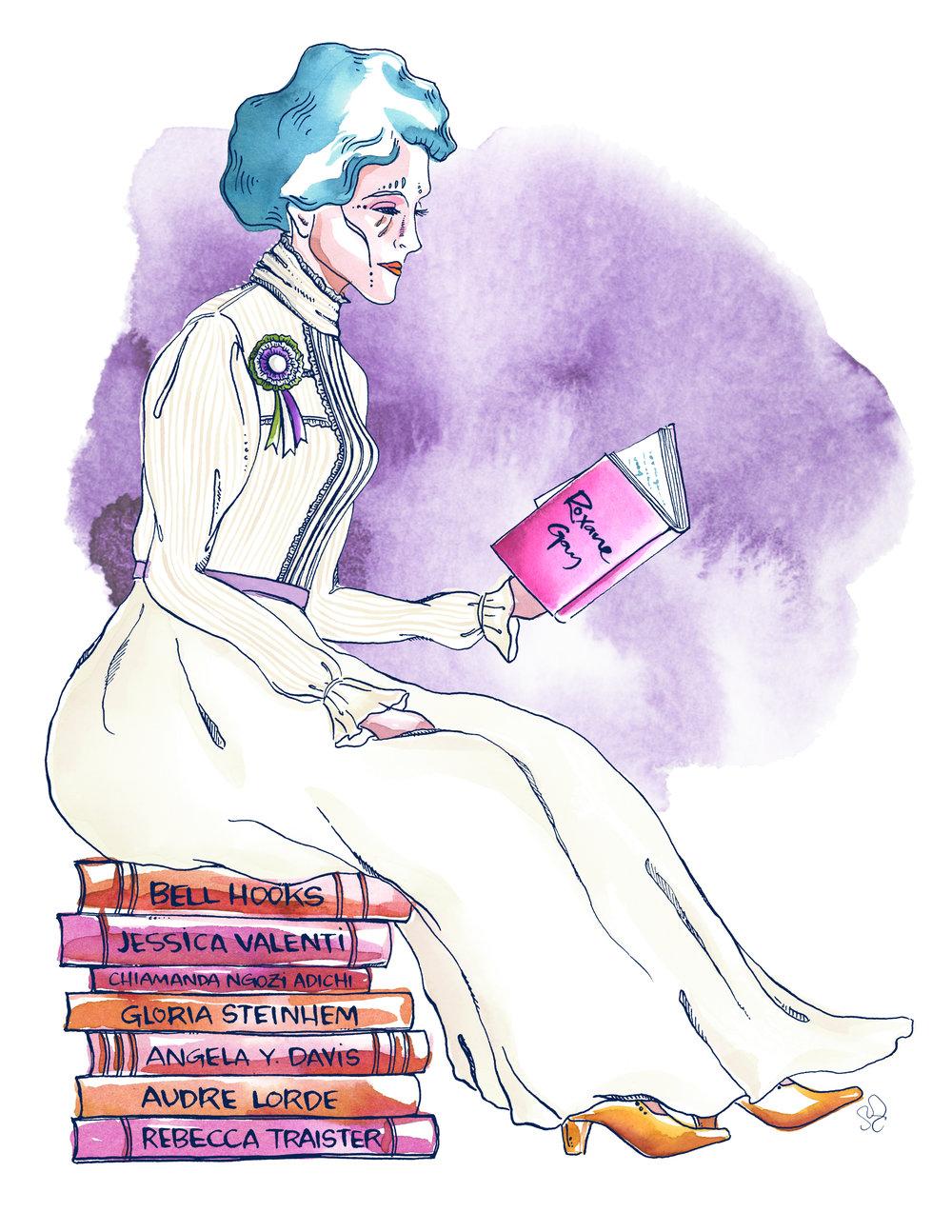 Maayan Alper-Swan - Feminist Literature.jpg