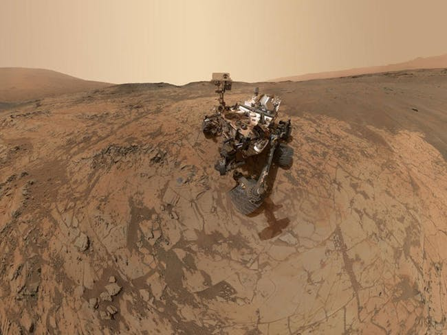 As of June 14, 2017, Curiosity has been on Mars for 1,726 sols.