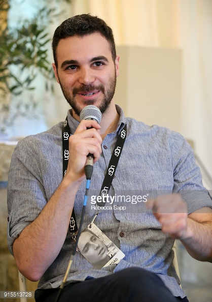 Zayn Alexander speaks at the Shorts Filmmakers Seminar during the 33rd Santa Barbara International Film Festival at the Lobero Theatre on February 7, 2018 in Santa Barbara, California.