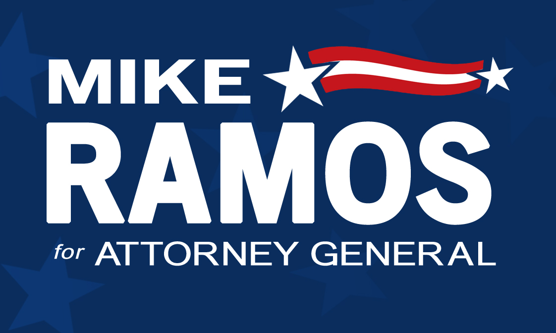 Join Mike Ramos for California Attorney General 2018