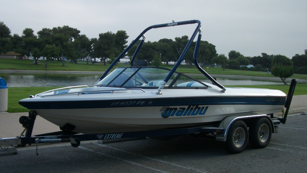 Wake tower on a 1998 Malibu response