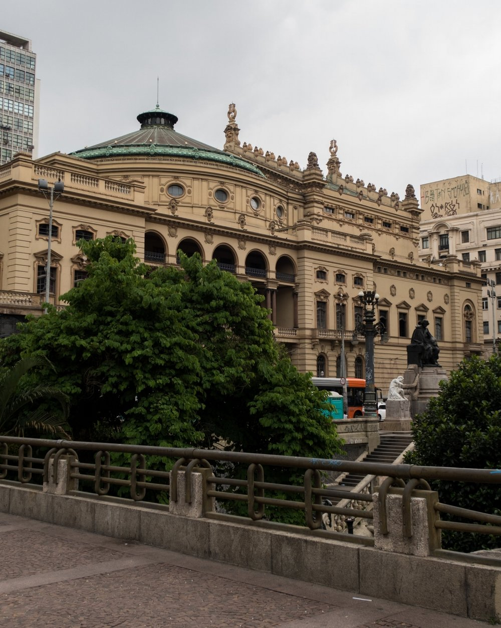 Municipal Theatre of Sao Paulo