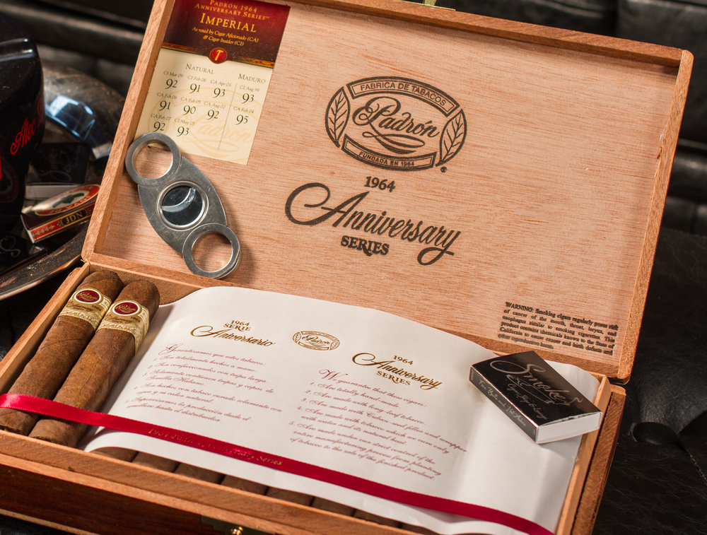 Padron_1964_cigars | Andrew Warner Photography | products.jpg