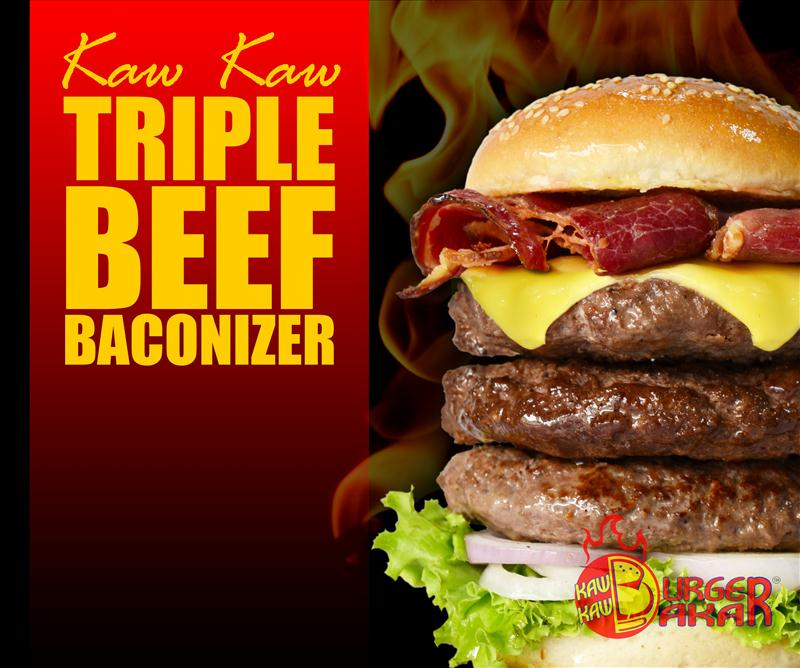 Triple Beef Baconizer