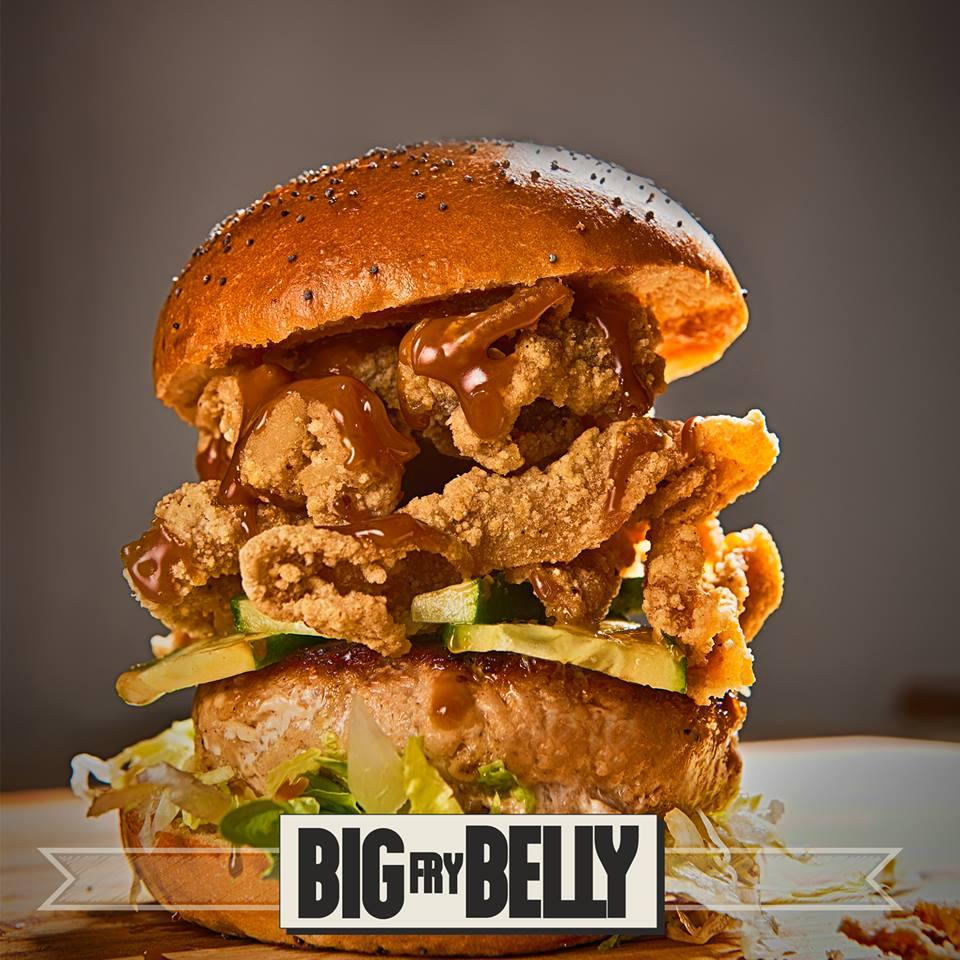 Big Fry Belly
