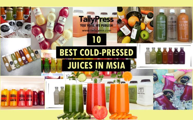 Top 10 juice