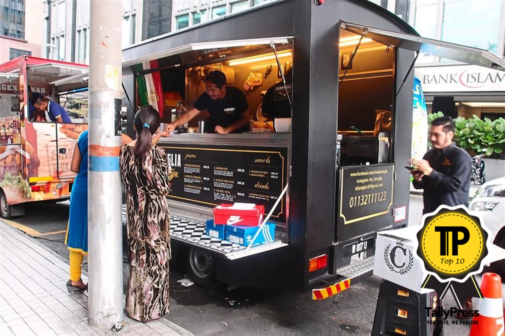 Best Sandwich Food Trucks In America