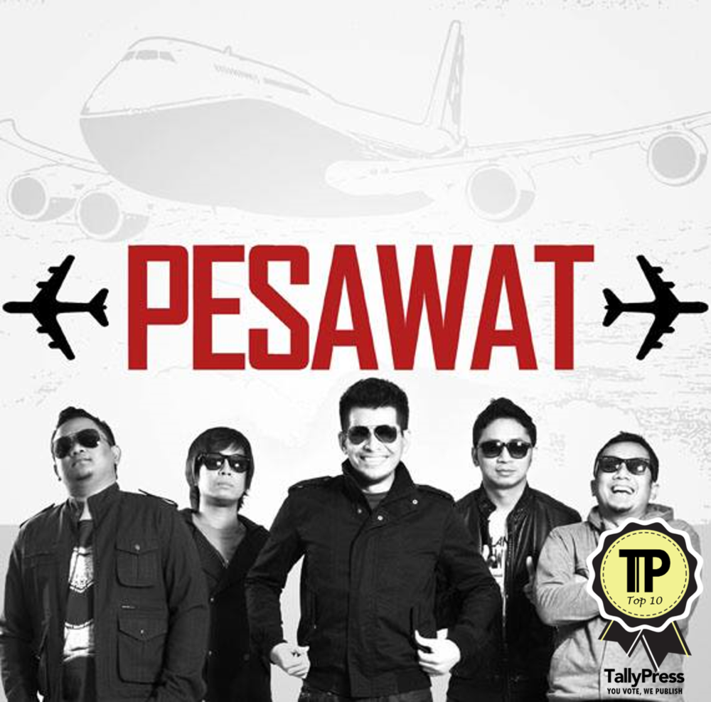 Pesawat Music Band