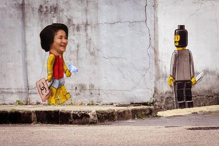 10-funniest-memes-created-by-Malaysians-johor-lego-mural