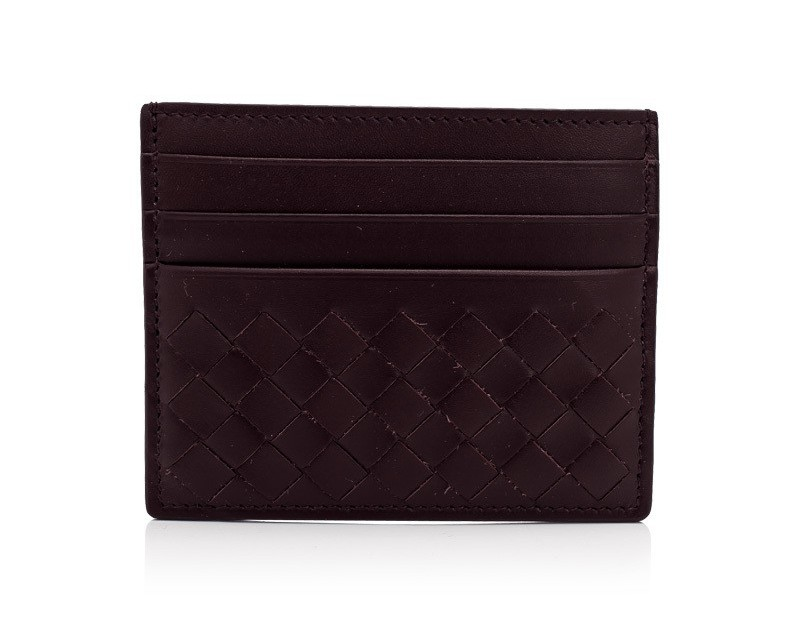 Nero Intrecciato VN Credit Card Case (RM938) by Bottega Veneta, buy here.