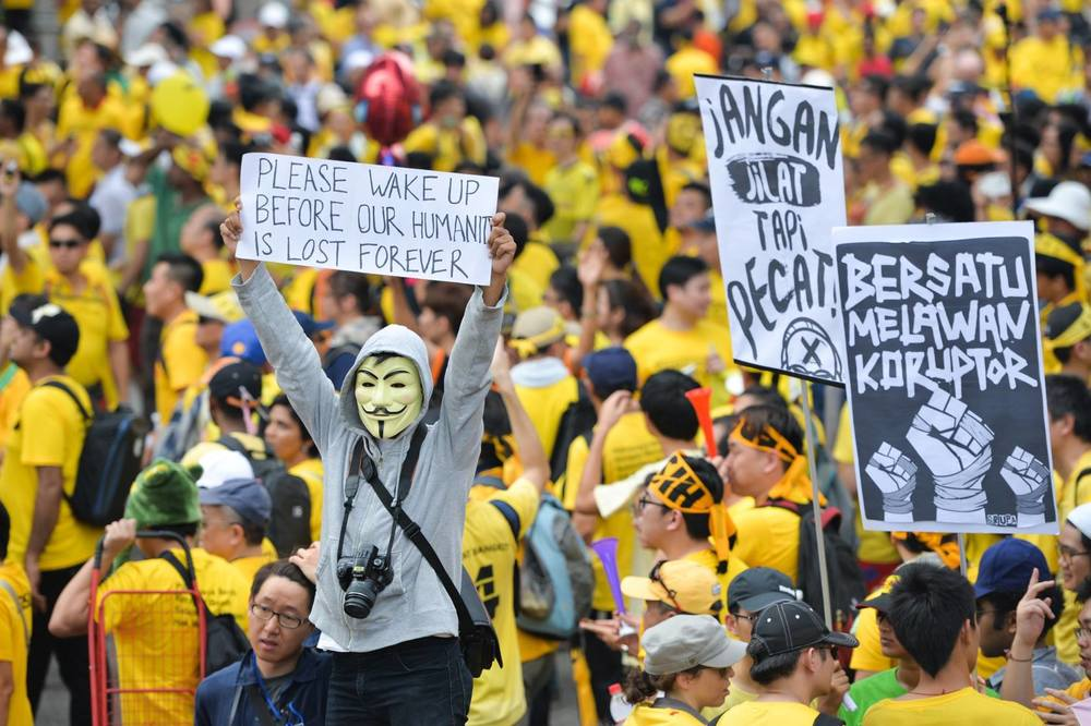 Image Credit:Malaysiakini