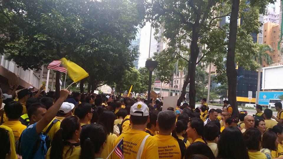 Image Credit:Bersih HongKong Edition Facebook