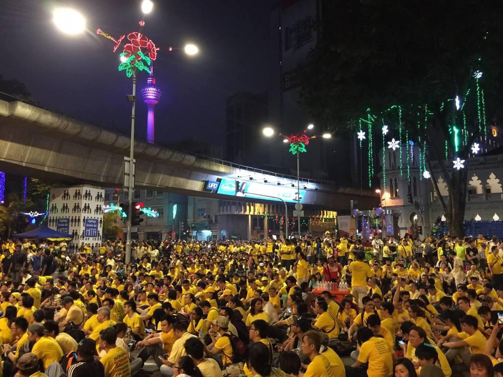 Image Credit:Kwong Wah Yit Poh Facebook
