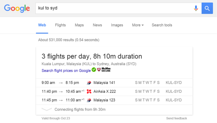 12-amazing-functions-of-google-you-should-start-using-flight