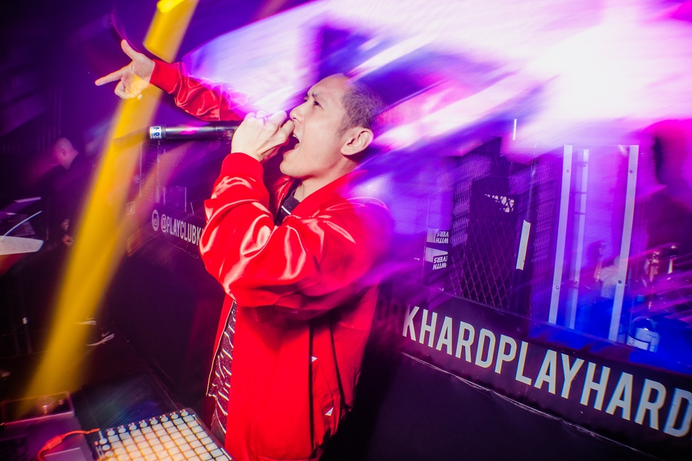 Kev Nish from Far East Movement