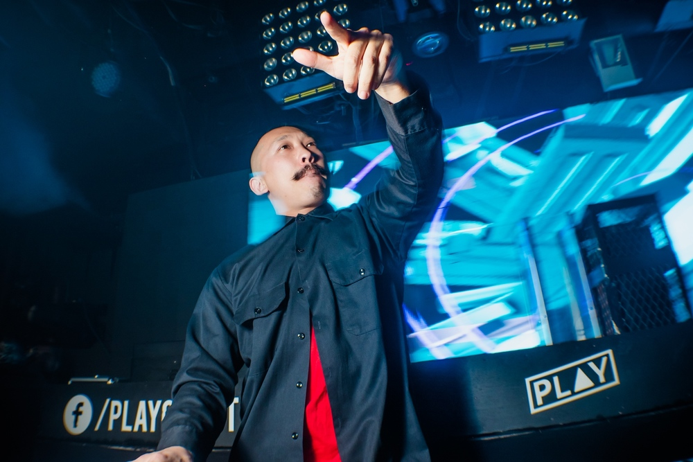 Prohgress from Far East Movement