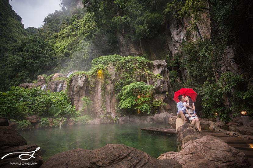Image Credit:http://stories.my/pre-wedding-at-the-banjaran-hot-springs-ipoh-shao-xuan-li-li/