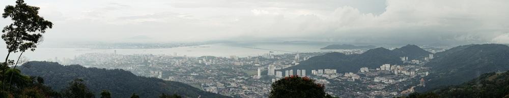 Bukit Bendera; Penang Hill, Malaysia