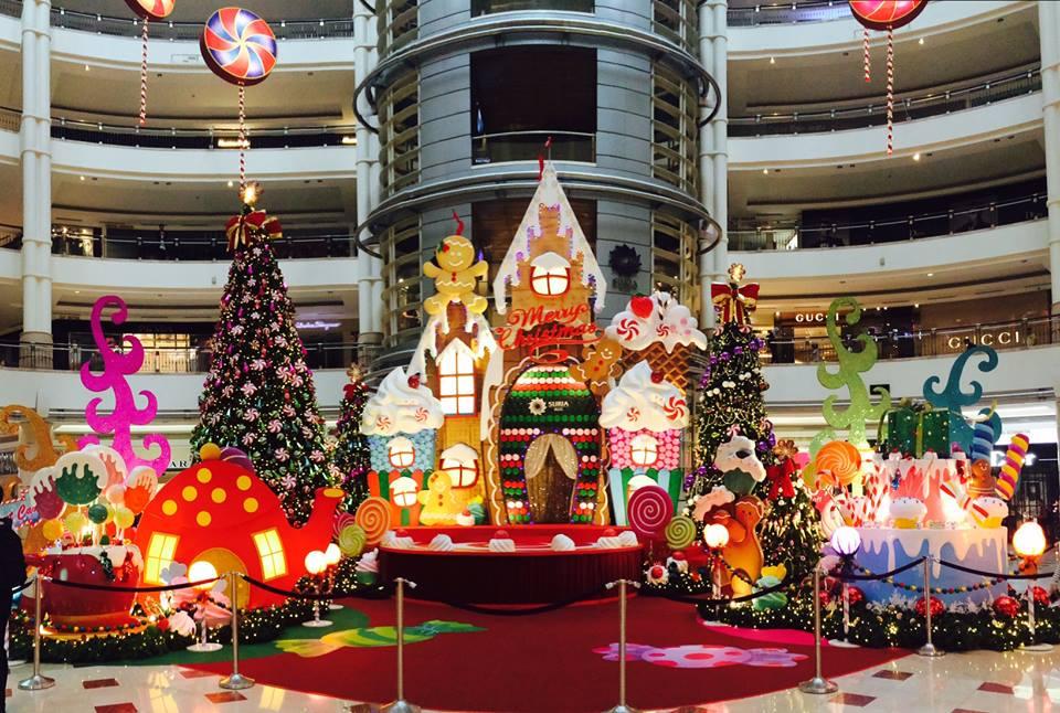 Decorating Ideas > KL Shopping Mall Christmas Decorations 2015 — TallyPress ~ 123946_Christmas Decoration Ideas Mall