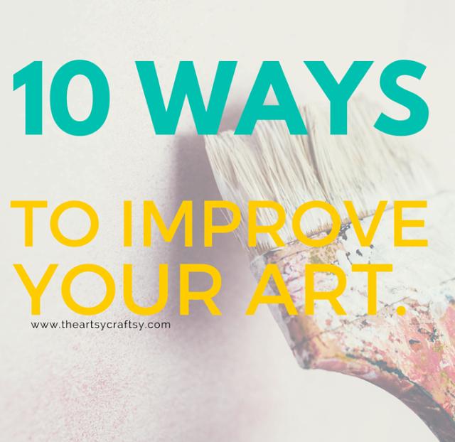 10-ways-to-improve-your-art