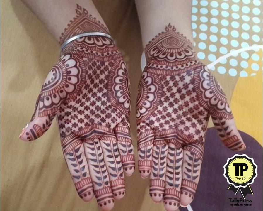 Henna Mehndi Nail Art : Top henna artists in klang valley u tallypress