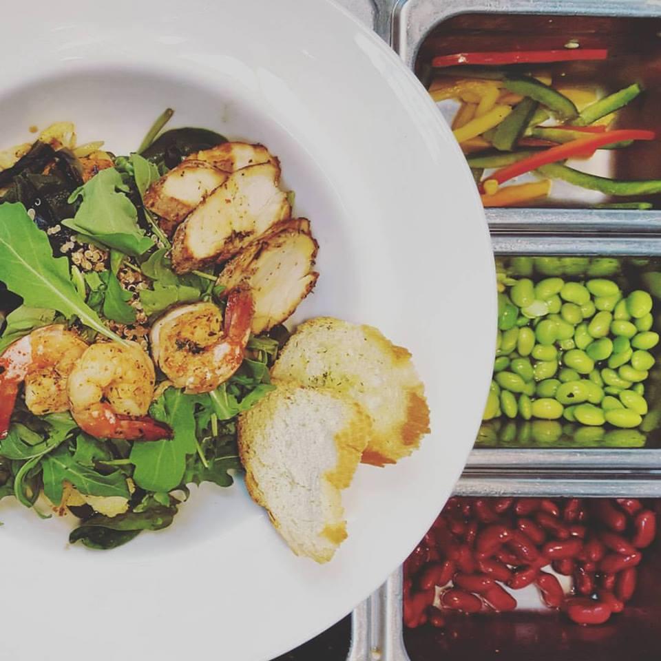 Image Credit: Simply Green Salad