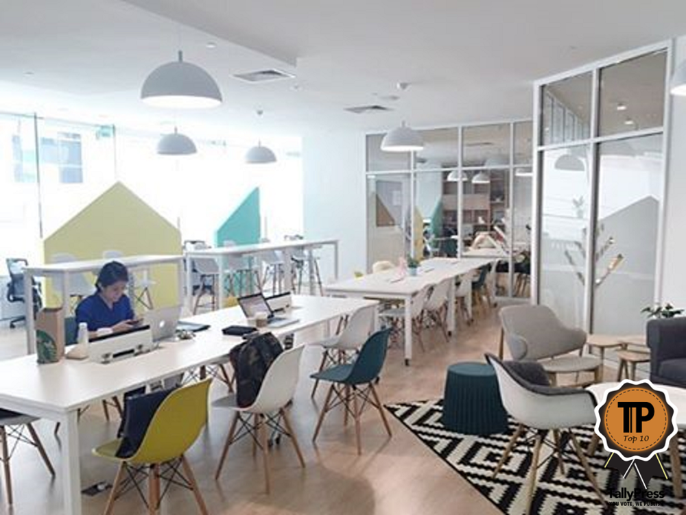 top-10-co-working-spaces-in-singapore-trehaus-cowork
